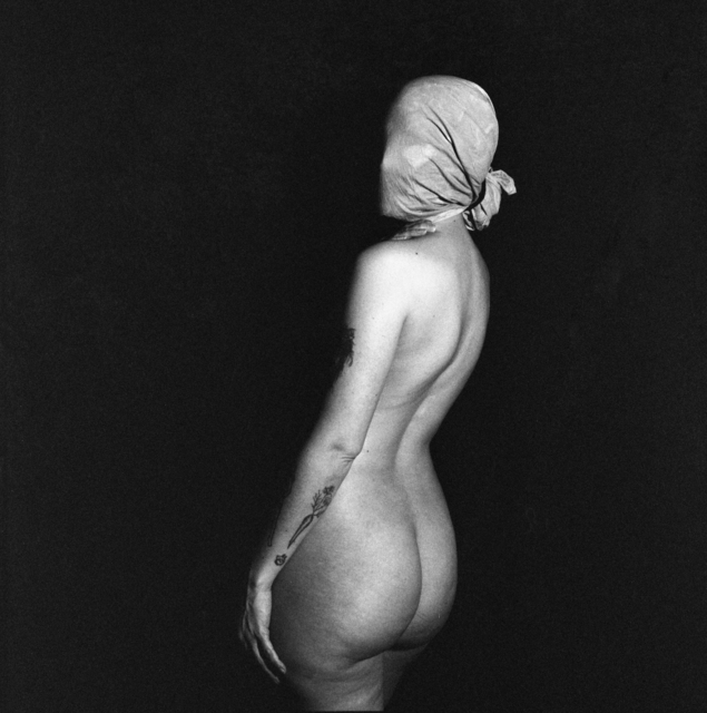 , 'Pillowcase I,' 2018, Dab Art