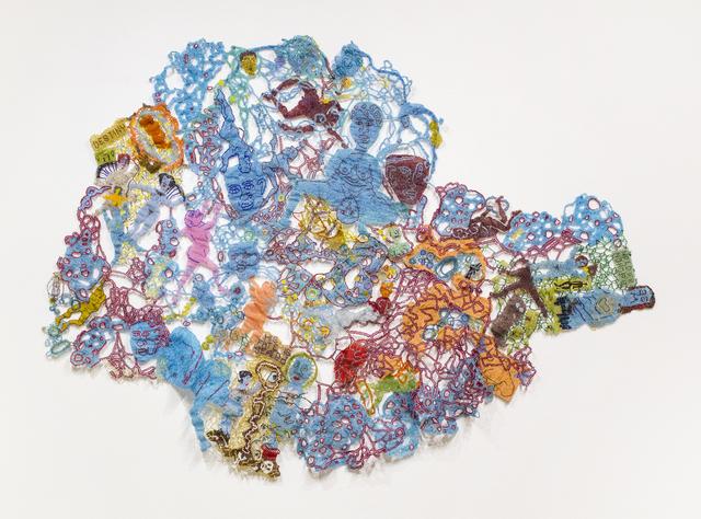 , 'Blue Baby Book Redux,' , Goya Contemporary/Goya-Girl Press