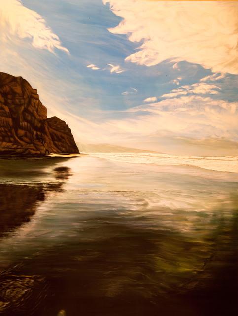 Talieh Kesh, 'Delmar Oceanscape', ca. 2015, Fine Art Maya