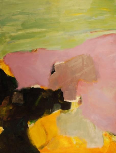, 'Silence and Distance,' 2016, David Barnett Gallery