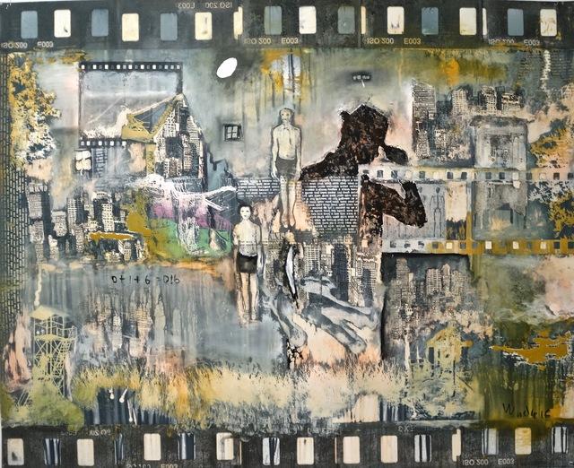 , 'Plus Minus 3,' 2016, ARTLabAfrica