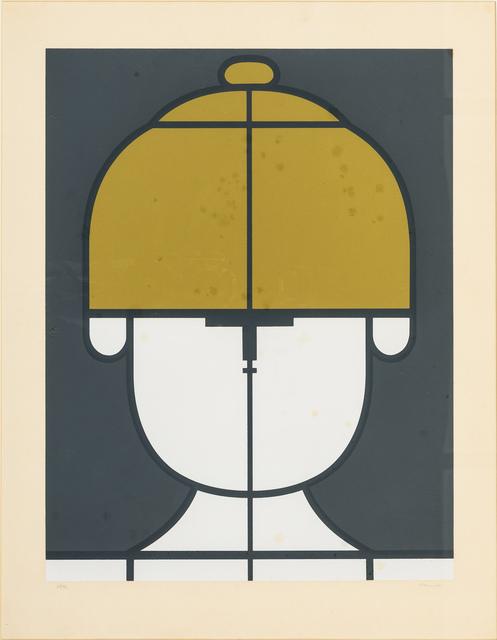 Milton Dacosta, 'Alexandre', 1960, Ligia Testa Espaço de Arte
