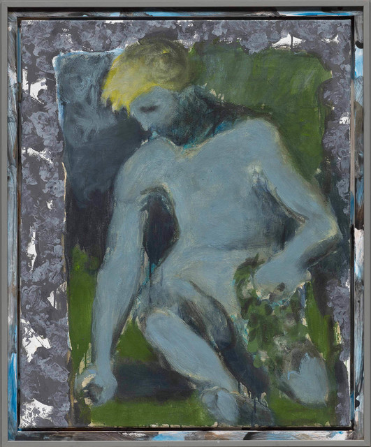 """, '""""Narziss II (Narcissus II)"""",' 2016, Michael Werner Gallery"""
