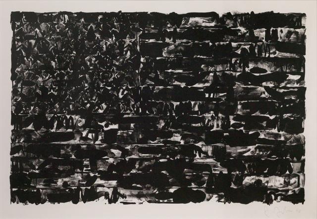 , 'Flag I,' 1960, Susan Sheehan Gallery