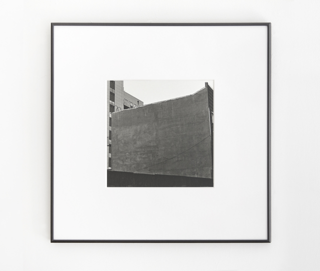 , 'Wall #31,' 2014, Muriel Guépin Gallery