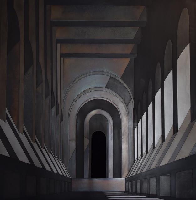 , 'Catacomb II,' 2018, Galerie Ron Mandos