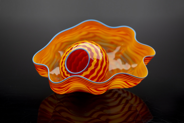 Dale Chihuly, 'Tiger Lily Seaform Pair', 2002, Modern Artifact