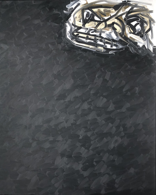 Antonio Saura, 'El Perro de goya', 1994, Galeria Jordi Pascual