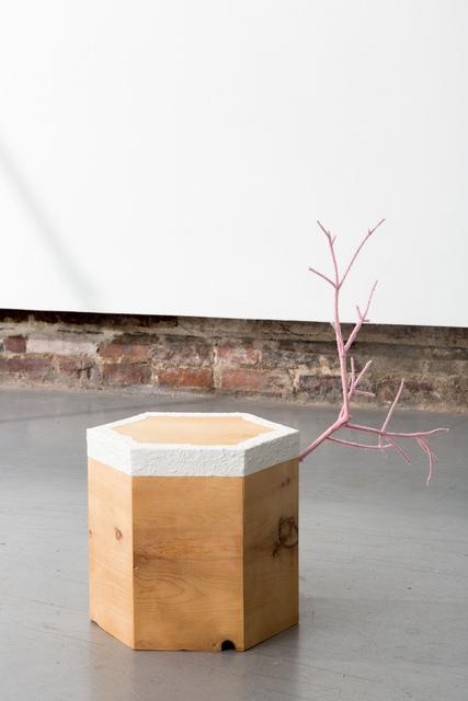 , 'Untitled (Stump Rose),' 2018, Hamiltonian Gallery