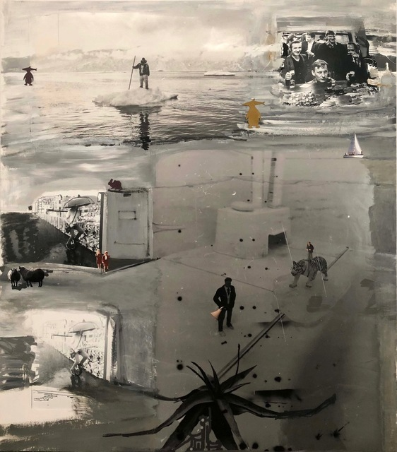 , 'Laberinto,' 2017, Moisés Pérez De Albéniz
