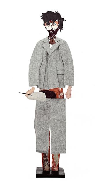 P.A. Sandler, 'Man in Grey Suit ', 2012, Nikola Rukaj Gallery