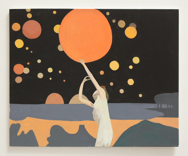 , 'Mellan himmel och jord I / Between Heaven and Earth I,' ca. 2015, Galleri Magnus Karlsson