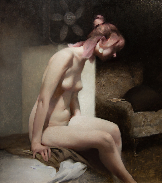 ", '""The Bath"",' 2018, Maxwell Alexander Gallery"