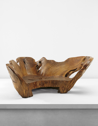 "Hugo França, '""Babitonga"" settee,' 2012, Phillips: Design"