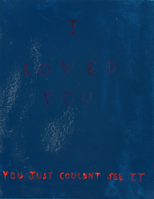 Richie Culver, 'I Loved You, You Just Couldn't See It'', 2012, Chiswick Auctions