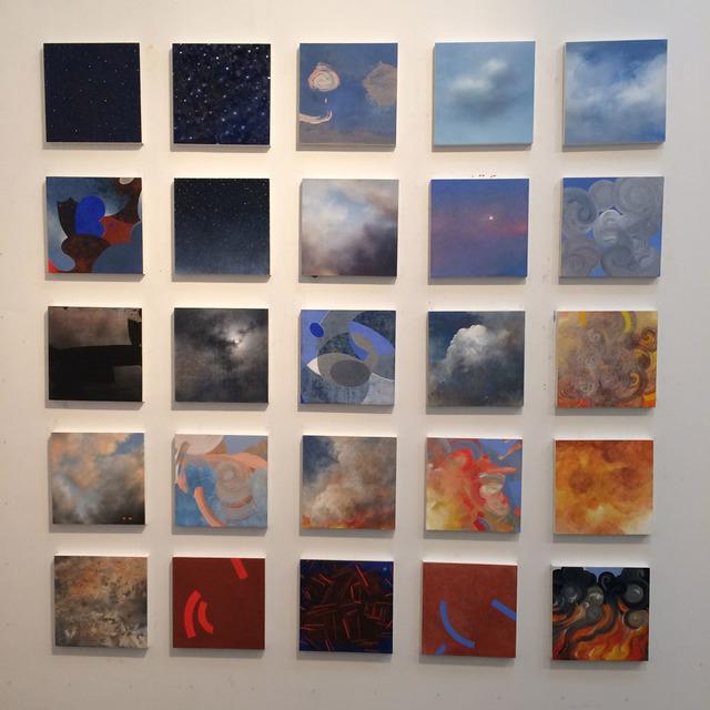 , 'Studio Installation,' 2014, G. Gibson Gallery