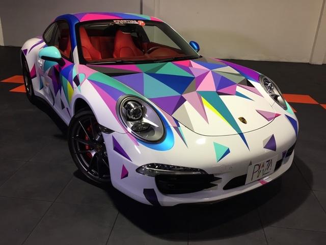 , 'Porsche 911 Carrera 4S,' 2015, Canale Diaz Art Center