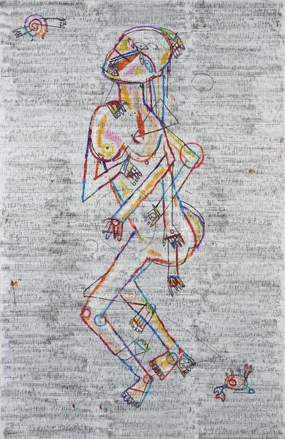 , 'Fate,' 2017, Gallery BK