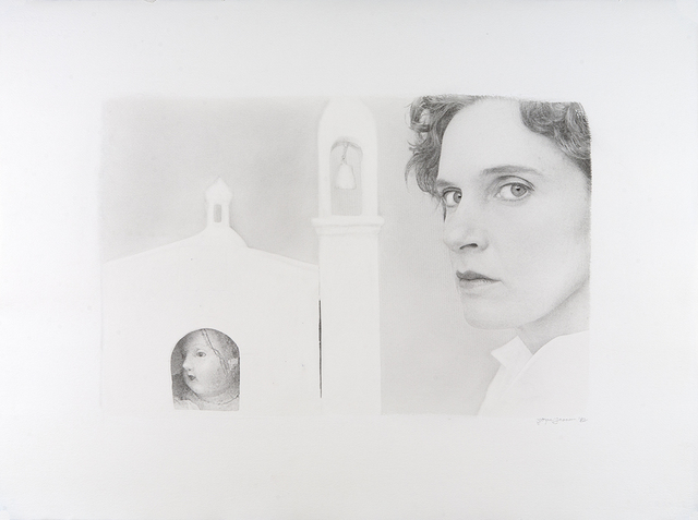 , 'Self-Portrait,' 1972, Dowling Walsh