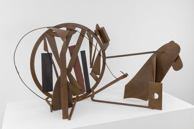 Anthony Caro, 'Table Piece CCLXXX', 1975-1976, Annely Juda Fine Art