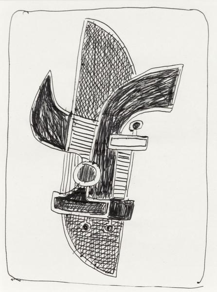 ", 'Untitled (""Construction""),' ca. 1970, Caviar20"