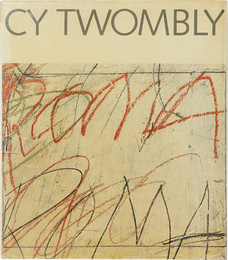 After Cy Twombly, 'Zeichnugen 1953-1973,' 1973, Phillips: Evening and Day Editions (October 2016)