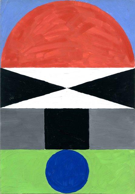 , 'Untitled (HZ 1984-Z-169),' 1984, Galería Juana de Aizpuru