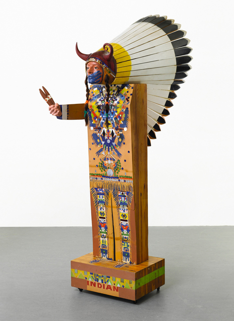Marisol, 'Indian', 1969, Sotheby's: Contemporary Art Day Auction