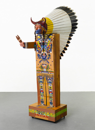 Marisol, 'Indian,' 1969, Sotheby's: Contemporary Art Day Auction