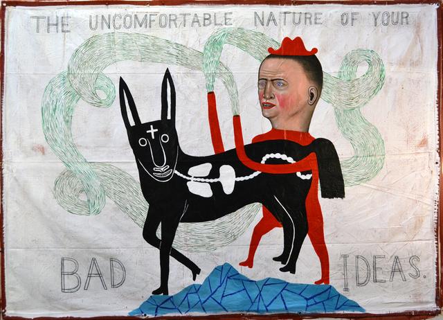 , 'Bad Ideas,' 2017, Koplin Del Rio