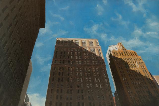 , 'Angle,' 2014, Paul Thiebaud Gallery