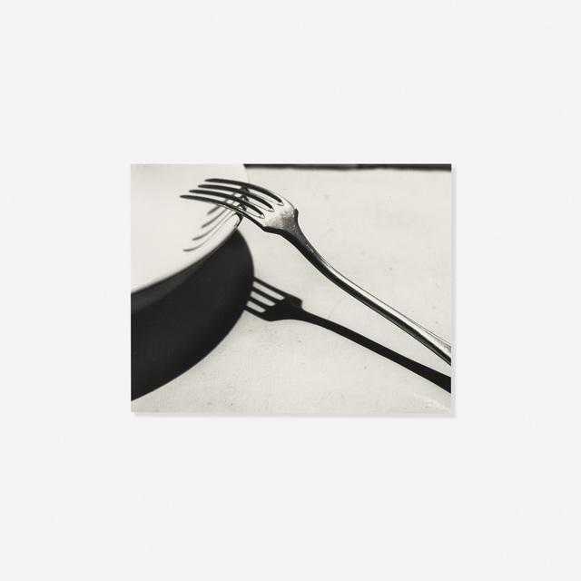 André Kertész, 'The Fork, Paris', 1928, Wright