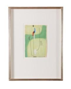 , 'Ohne Titel (Überbrückte Kontinente),' 1952, Bode Gallery