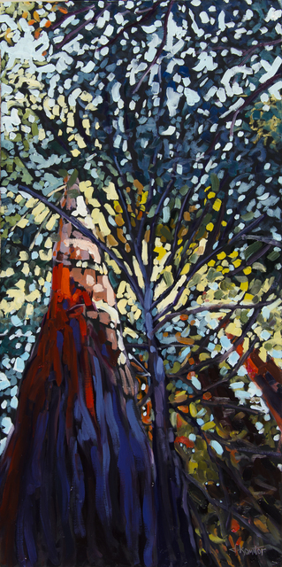 , 'The Painted Forest,' 2015, Abend Gallery