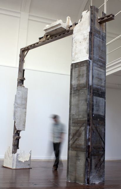, 'Reconstructing ruined motives #1,' 2013, C&H gallery