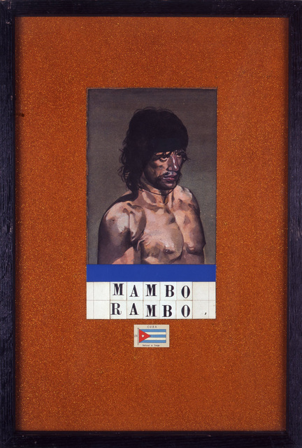 , 'Mambo Rambo ,' 1987, Waddington Custot