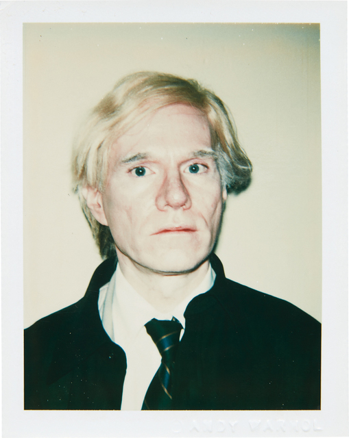 Andy Warhol, 'Self-Portrait', 1977, Phillips