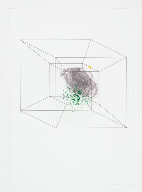 , 'Impossible Pictures (Brain image in hypercube I),' 2013, OSL Contemporary