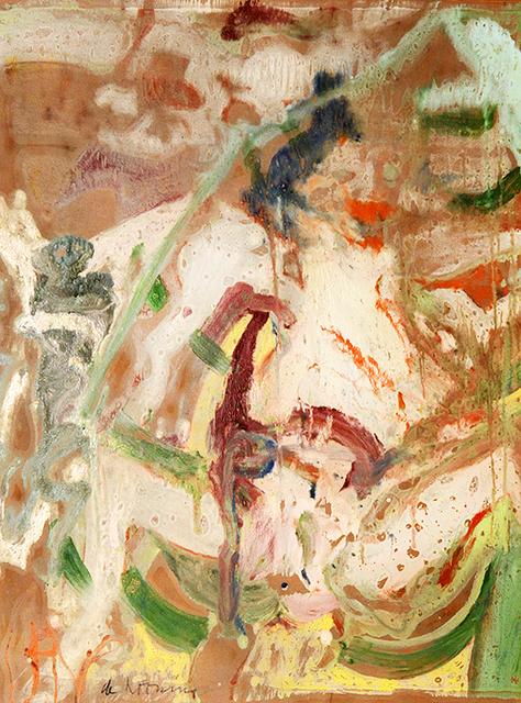 , 'Woman in a Rowboat,' 1964, Mark Borghi Fine Art