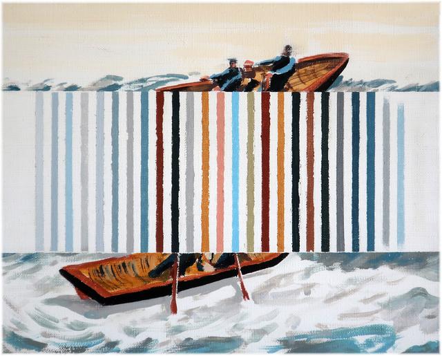, 'Lifeboat,' 2019, Dellasposa