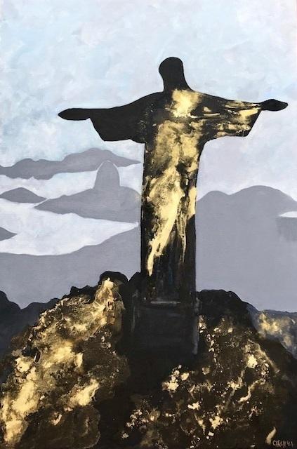 , 'Cristo Redentor,' , Inn Gallery