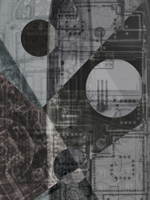 , 'On The Fringe Of The Production Process,' 2012, KLOMPCHING GALLERY