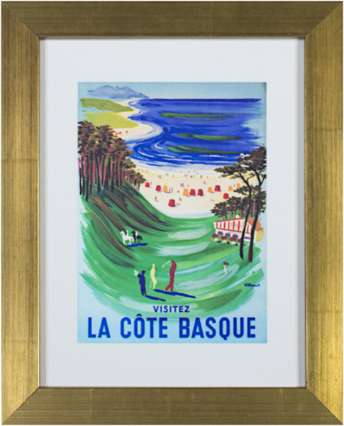 , 'La Cote Basque,' 2012, David Barnett Gallery