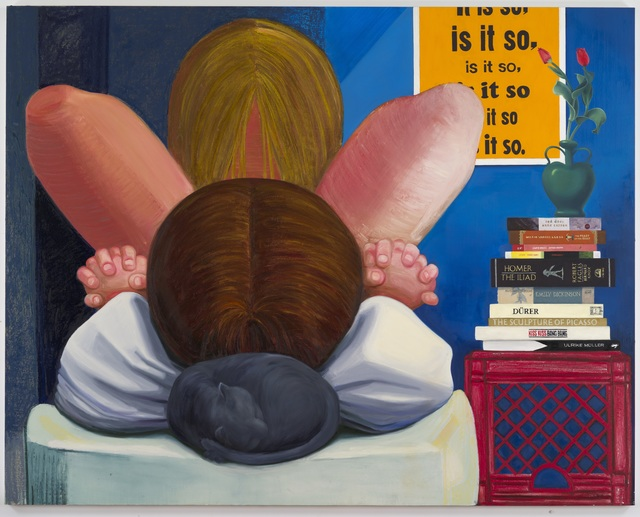 , 'Is it so,' 2014, New Museum