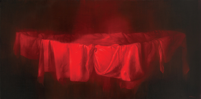 , ' The Red Memory-2 紅色的記憶-2,' 2009, Double Square Gallery