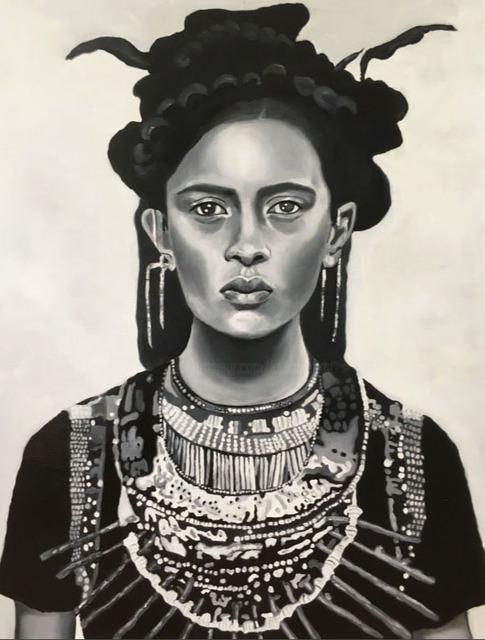 Katia Slessareff, 'Aticca', 2018, Galerie Libre Est L'Art