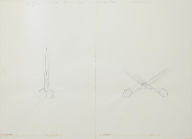 , 'Maschio Femmina,' 1973, Dep Art