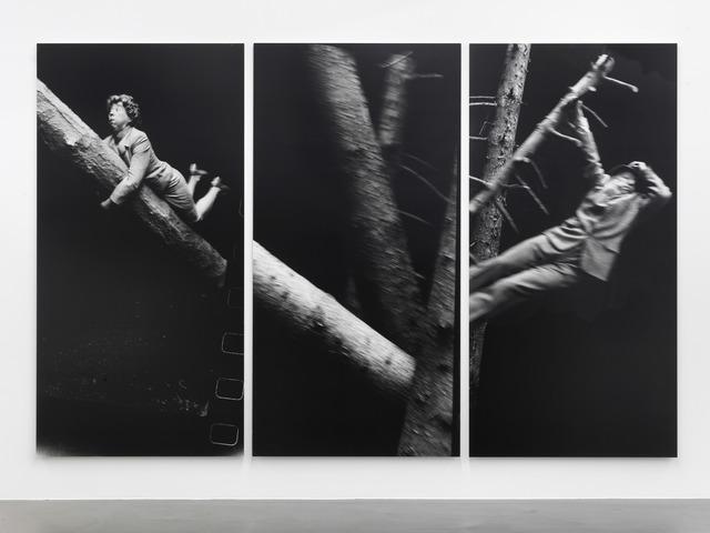 , 'Bernhard-Hänsel und Anna-Gretel,' 1990-1991, Buchmann Galerie