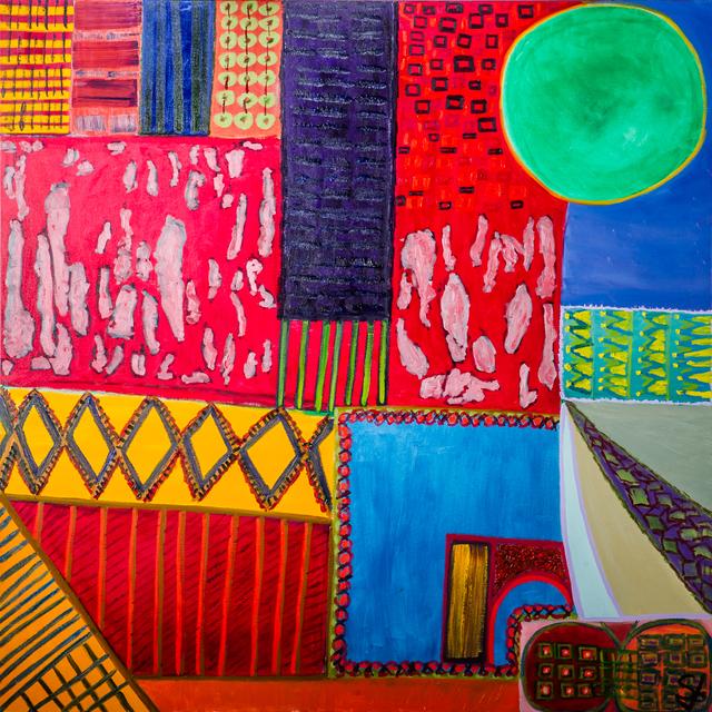 , 'Revelation,' 2012, Sue Layman Designs