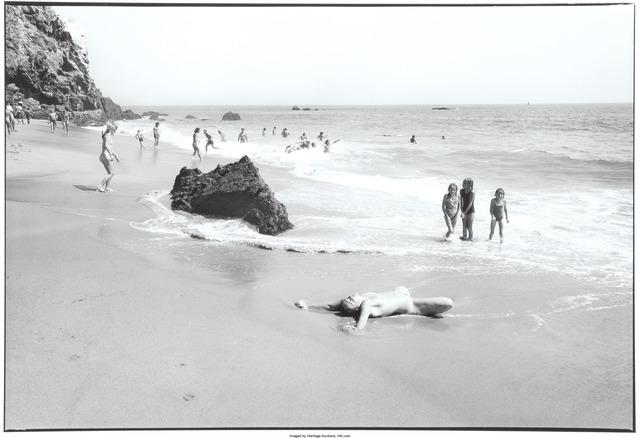 Tod Papageorge, 'Zuma Beach', 1978, Heritage Auctions